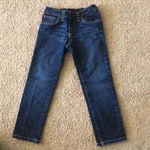 L.L. Bean double l narrow-leg jeans